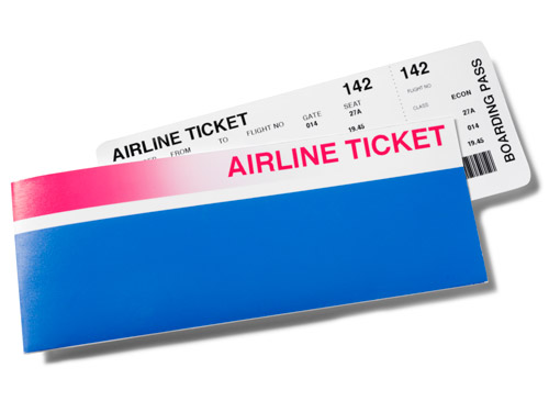 Tickets Understanding The Open Ended Plane Ticket Joshsays